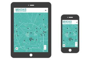 Web app mi4345.it