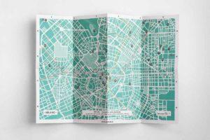 Mappa cartacea